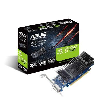 ASUS GT 1030 2048MB 64BIT DDR5 (GT1030-SL-2G-BRK) (DVI, HDMI)