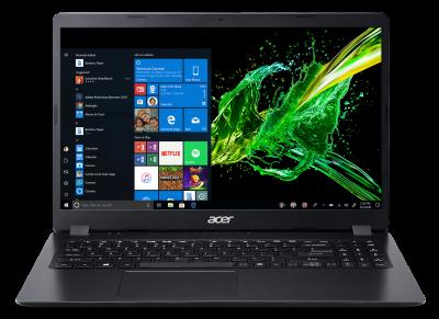ACER ASPIRE 3 A315-54K-35V8 I3-8130U/4GB/1TB+128GB SSD/15.6/W10H (BLK)
