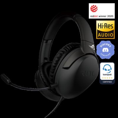 ASUS ROG STRIX GO 2.4 USB/3.5MM GAMING HEADSET (USB-C) W/ ANC
