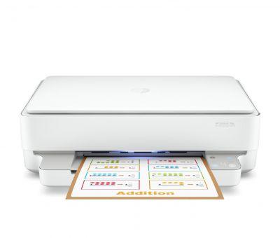 HEWLETT PACKARD DESKJET 6075 INK ADVANTAGE AIO PRINTER W/ WIFI (5SE22B)