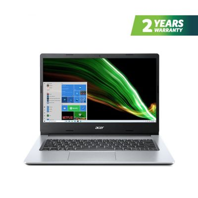 ACER ASPIRE 3 A314-35-C6Y8 INTEL CELERON N4500/4GB/256GB NVME/14/W10H (SLV)