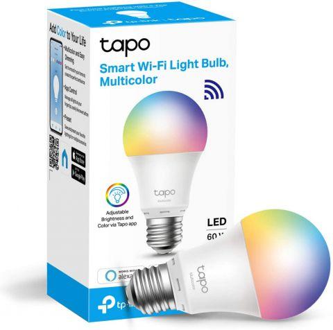 TPLINK TAPO L530E SMART WIFI LIGHT BULB