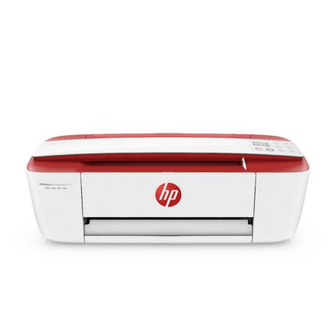 HEWLETT PACKARD DESKJET INK ADVANTAGE 3777 AIO PRINTER (T8W40B) RED