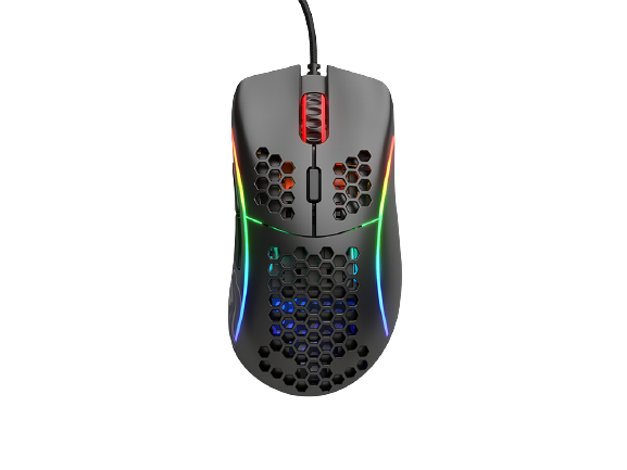 GLORIOUS MODEL D GAMING MOUSE (MATTE BLACK)