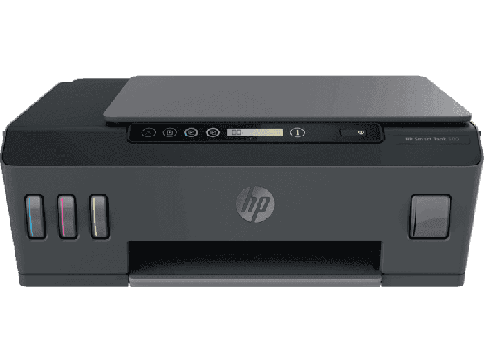 HEWLETT PACKARD SMART TANK 500 AIO PRINTER (4SR29A)