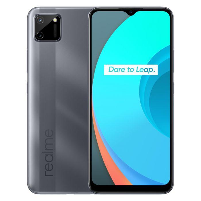 REALME C11 RMX2185 2GB/32GB MOBILE PHONE (PEPPER GRAY)