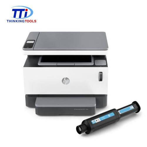 HEWLETT PACKARD NEVERSTOP LASER 1200W MFP PRINTER (4RY26A)