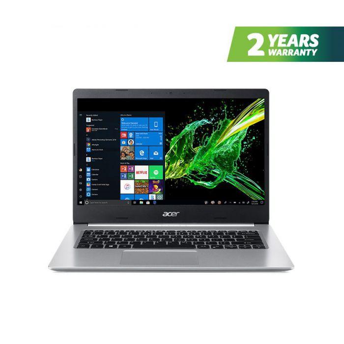 ACER ASPIRE 5 A514-53G-382L I3-1005G1/4GB/1TB+128GB NVME/MX350 2GB/14/W10H (SLV)
