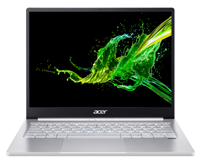 ACER SWIFT 3 SF313-52-52QP I5-1035G4/16GB/512GB SSD/13.5/W10H/OFC19HS (SLV)