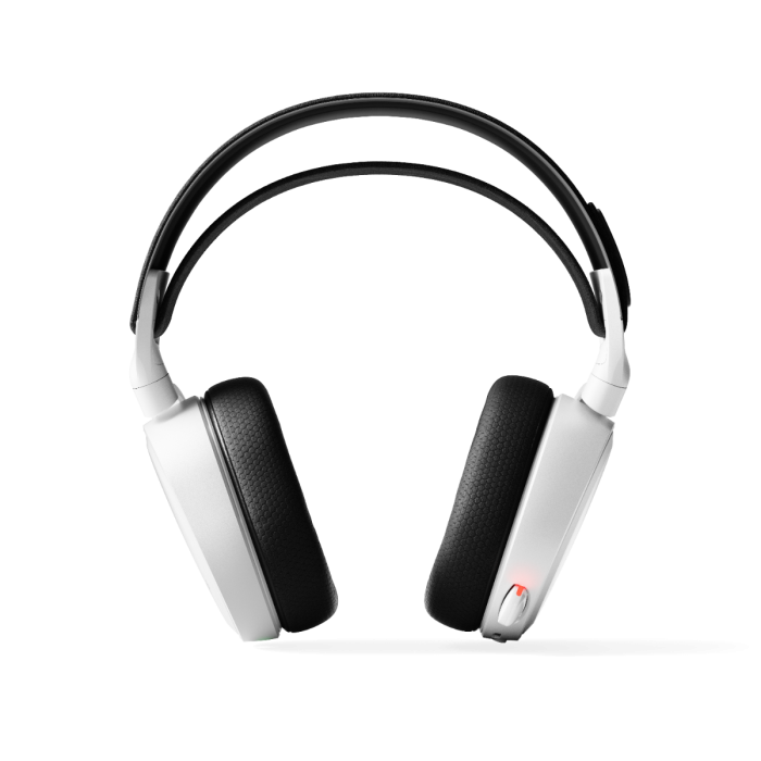 STEELSERIES ARCTIS 7 2019 EDITION WIRELESS GAMING HEADSET (WHITE)
