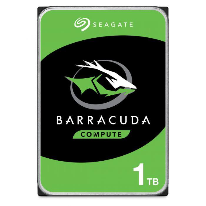 SEAGATE 1TB BARRACUDA 7200RPM SATA 6GB/S (ST1000DM010) 64MB