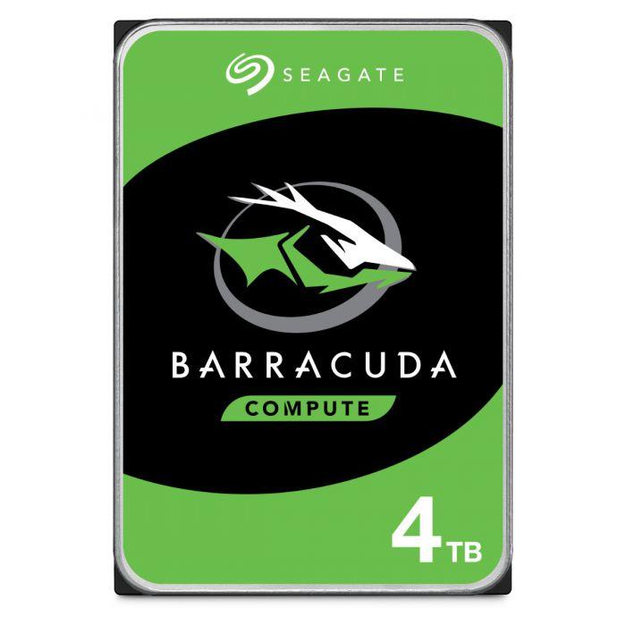 SEAGATE 4TB BARRACUDA 7200RPM SATA 6GB/S (ST4000DM004) 256MB