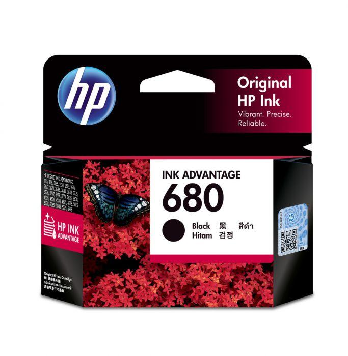 HP F6V27AA (680) BLACK INK CARTRIDGE