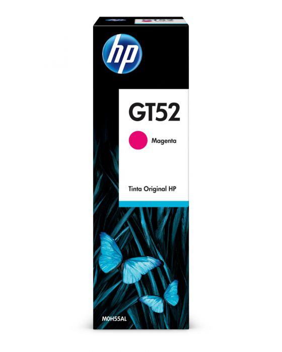 HP M0H55AA (GT52) MAGENTA INK BOTTLE