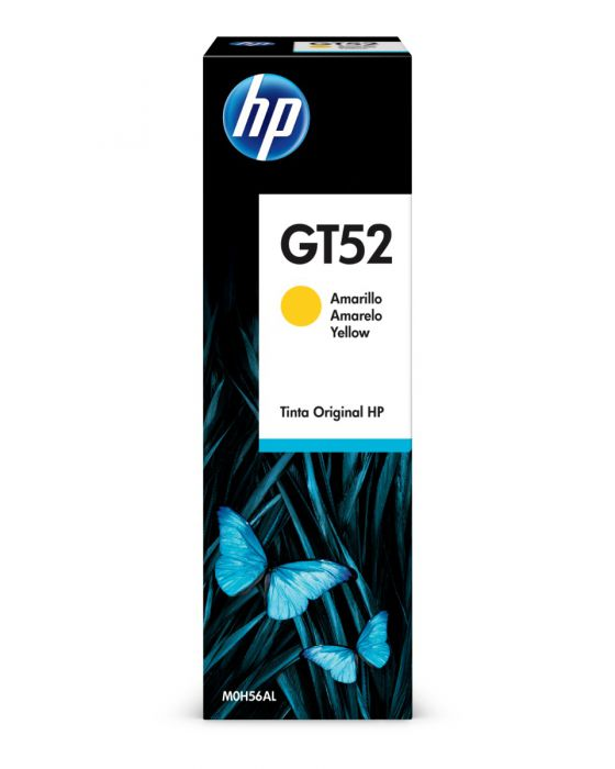 HP M0H56AA (GT52) YELLOW INK BOTTLE