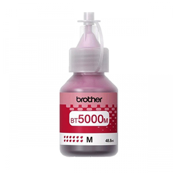 BROTHER BT-5000 MAGENTA INK BOTTLE