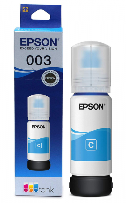 EPSON T00V200 (003) CYAN INK BOTTLE