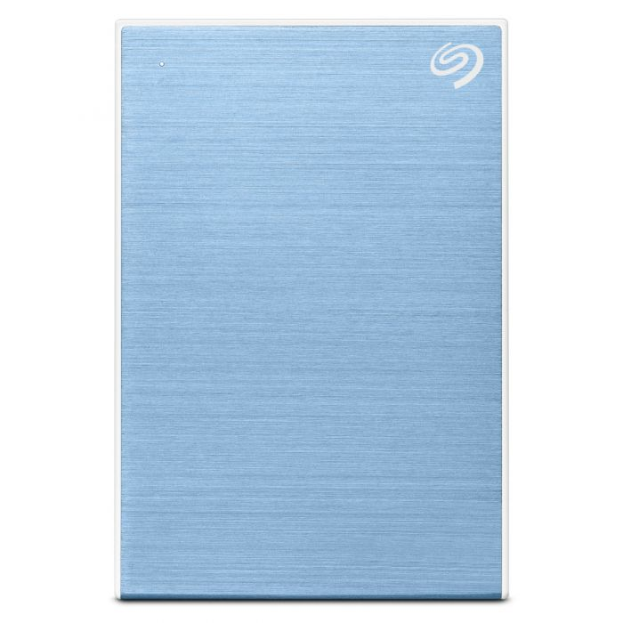 SEAGATE 2TB BACKUP PLUS SLIM PORTABLE DRIVE USB 3.0 (STHN2000402) BLUE