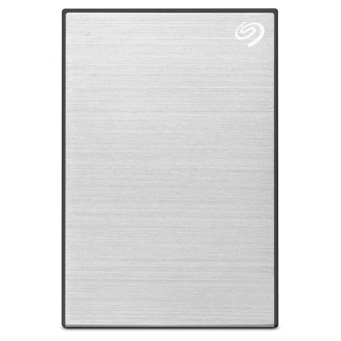 SEAGATE 2TB BACKUP PLUS SLIM PORTABLE DRIVE USB 3.0 (STHN2000401) SILVER