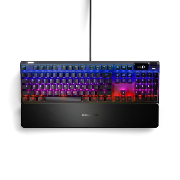 STEELSERIES APEX PRO MECHANICAL GAMING KEYBOARD