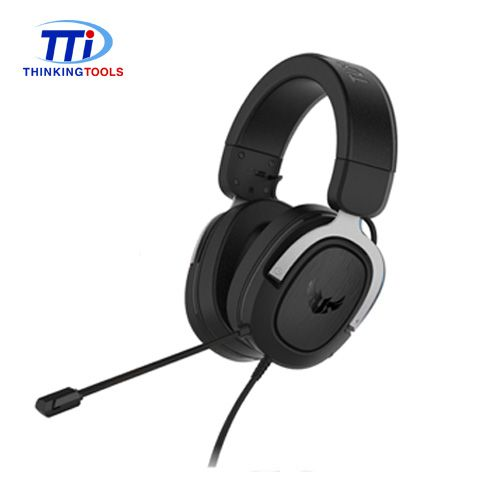 ASUS TUF GAMING H3 USB/3.5MM GAMING HEADSET (GUNMETAL)