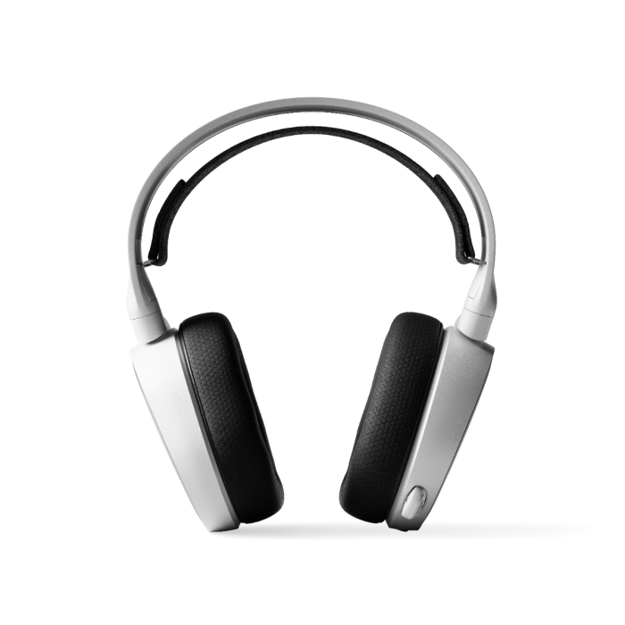 STEELSERIES ARCTIS 3 2019 EDITION WIRED GAMING HEADSET (WHITE)