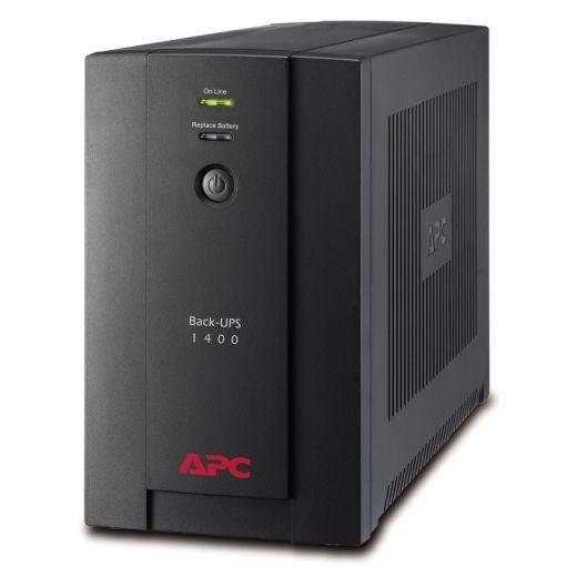 APC BX1400U-MS BACK UPS 1400VA 230V WITH AVR