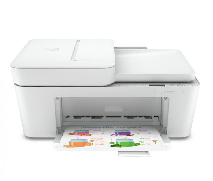 HEWLETT PACKARD DESKJET 4175 INK ADVANTAGE AIO PRINTER (4WS37B) WHITE