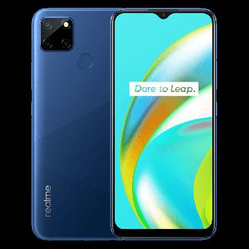 REALME C12 RMX2189 3GB/32GB MOBILE PHONE (BLUE)