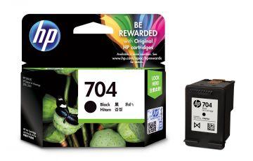 HP CN692AA BLACK (704) INK CARTRIDGE