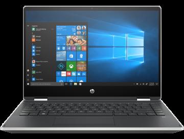 HP PAVILION X360-14-DH1175TU (18H98PA) I3-10110U/4GB/1TB+256GB SSD/14/W10/OFC19HS (SLV) 2-2-0