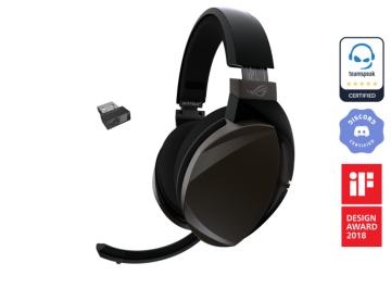 ASUS ROG STRIX FUSION WIRELESS 2.4GHZ GAMING HEADSET