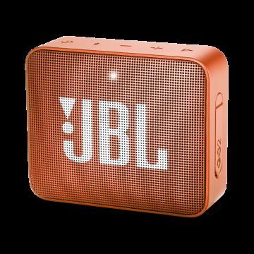 JBL GO2 PORTABLE BLUETOOTH SPEAKER (ORANGE)