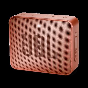 JBL GO2 PORTABLE BLUETOOTH SPEAKER (CINNAMON)
