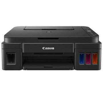 CANON PIXMA INK EFFICIENT G3010 MULTIFUNCTION PRINTER W/ WIFI