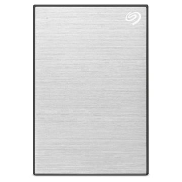SEAGATE 4TB BACKUP PLUS PORTABLE DRIVE USB 3.0 (STHP4000401) SILVER