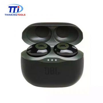 JBL TUNE 120TWS TRULY WIRELESS BLUETOOTH IN-EAR EARPHONES W/ CHARGING CASE (GREEN)
