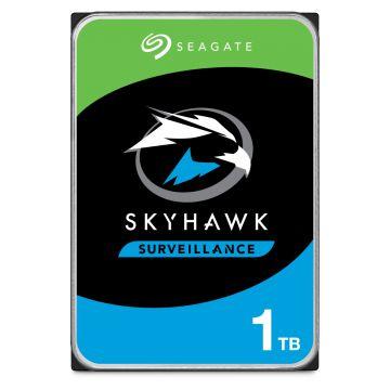 """SEAGATE 1TB SKYHAWK 3.5"""" SATA 6GB/S (ST1000VX005) 64MB"""