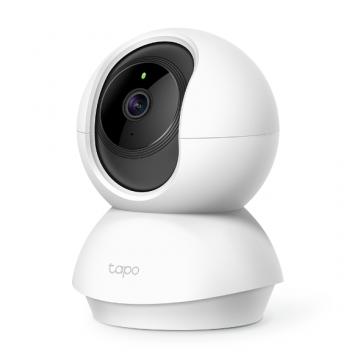 TPLINK TAPO C200 PAN/TILT HOME SECURITY CAMERA W/ NIGHT VISION